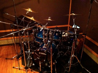 Drums Recording!!